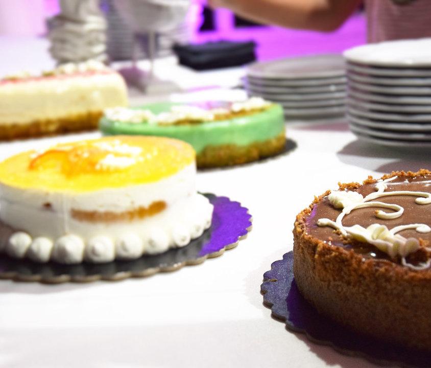 buffet di torte